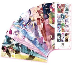 東方ポスターカレンダー2012