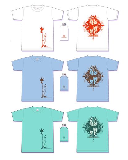 東方 Tシャツ コレクション
